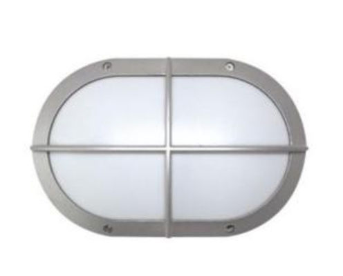 Chiny Grey housing 20w IK10 aluminium bulkhead light damp proof 3 years warranty dostawca