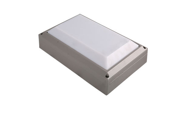 Chiny 120 Degree Corner Outside Bulkhead Wall Light  5000 hours 275 * 180 * 75 mm dystrybutor