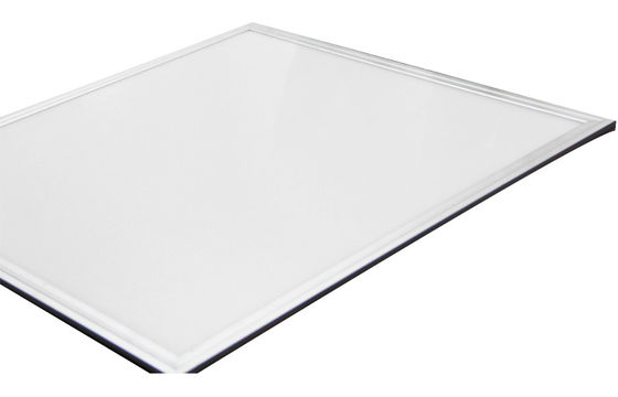 Chiny Commercial Ceiling LED Panel Light 600x600 Warm White Dimmable 85 - 265VAC dystrybutor
